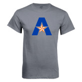Charcoal T Shirt-A with Star