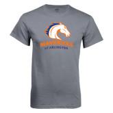 Charcoal T Shirt-Mavericks