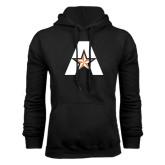 Black Fleece Hood-A with Star