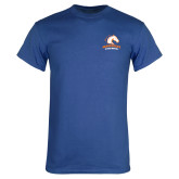 Royal Blue T Shirt-Primary Mark