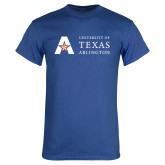 Royal T Shirt-University of Texas Arlington
