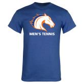 Royal T Shirt-Mens Tennis