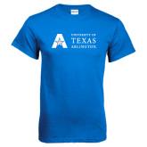 Royal Blue T Shirt-Secondary Mark