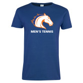 Ladies Royal T Shirt-Mens Tennis