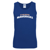 Royal Tank Top-UTA Mavericks stacked