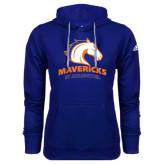 Adidas Climawarm Royal Team Issue Hoodie-Mavericks