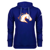 Adidas Climawarm Royal Team Issue Hoodie-Horse Head