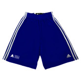 Adidas Climalite Royal Practice Short-Secondary Mark
