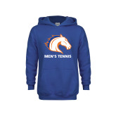 Youth Royal Fleece Hoodie-Mens Tennis