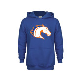 Youth Royal Fleece Hoodie-Horse Head