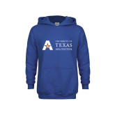 Youth Royal Fleece Hoodie-University of Texas Arlington