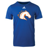 Adidas Royal Logo T Shirt-Horse Head