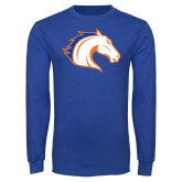 Royal Long Sleeve T Shirt-Horse Head