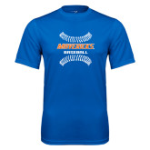 Syntrel Performance Royal Tee-Baseball inside Laces
