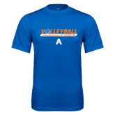Syntrel Performance Royal Tee-Volleyball Shelf