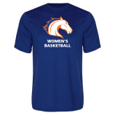 Performance Royal Tee-Mens Basketball