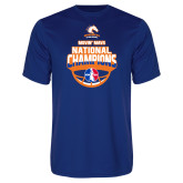 Performance Royal Tee-Movin Mavs NWBA National Champions