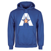 Royal Fleece Hoodie-A with Star