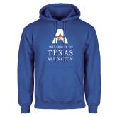 Royal Fleece Hoodie-University of Texas Arlington Stacked