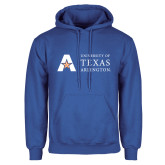 Royal Fleece Hoodie-University of Texas Arlington