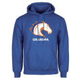 Royal Fleece Hoodie-Grandpa