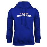 Royal Fleece Hood-UT Arlington Mavericks
