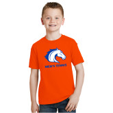 Youth Orange T Shirt-Mens Tennis