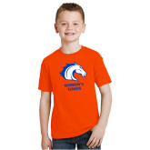 Youth Orange T Shirt-Womens Tennis