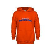 Youth Orange Fleece Hoodie-UTA Mavericks stacked