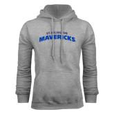 Grey Fleece Hood-UT Arlington Mavericks