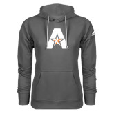Adidas Climawarm Charcoal Team Issue Hoodie-A with Star