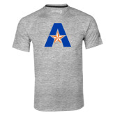 Adidas Climalite Sport Grey Ultimate Performance Tee-A with Star