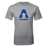 Sport Grey T Shirt-Grandpa