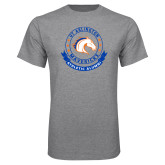 Grey T Shirt-Athletic Alumni