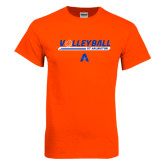 Orange T Shirt-Volleyball Shelf
