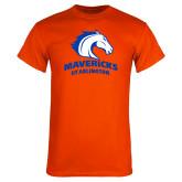 Orange T Shirt-Primary Mark