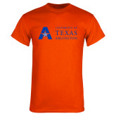 Orange T Shirt-University of Texas Arlington