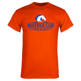 Orange T Shirt-Maverick Club