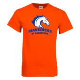 Orange T Shirt-Mavericks