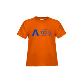 Toddler Orange T Shirt-Secondary Mark