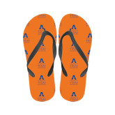 Ladies Flip Flops-Primary Logo