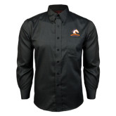 Red House Black Long Sleeve Shirt-Mavericks