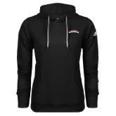 Adidas Climawarm Black Team Issue Hoodie-UTA Mavericks stacked
