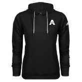 Adidas Climawarm Black Team Issue Hoodie-A with Star