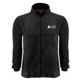 Fleece Full Zip Black Jacket-Secondary Mark