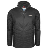 Columbia Mighty LITE Black Jacket-UTA Mavericks stacked