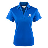 Ladies Royal Performance Fine Jacquard Polo-A with Star