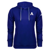 Adidas Climawarm Royal Team Issue Hoodie-A with Star