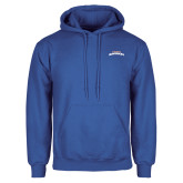 Royal Fleece Hoodie-UTA Mavericks stacked
