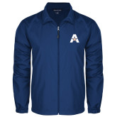 Full Zip Royal Wind Jacket-A with Star